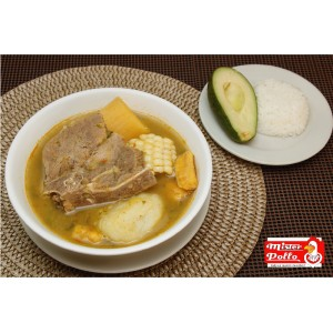 Sancocho de espinazo (Domingo)